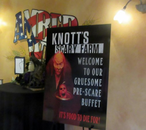 Amber Waves, Knotts Scary Farm Resort, October 2014, Buena Park, Ca