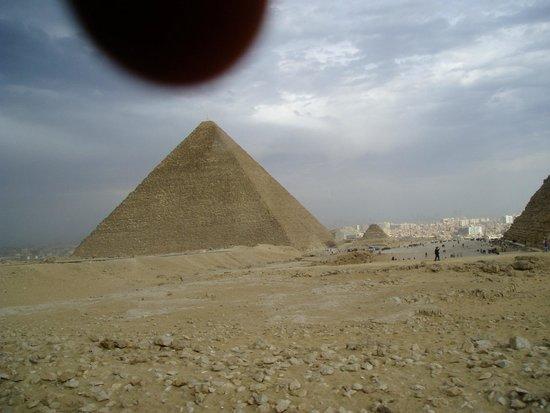 Cataract Pyramids Resort: Pyramid 1