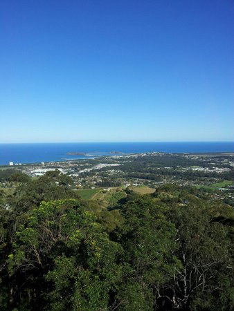 Coffs Harbour, Australia: Sealy Lookout