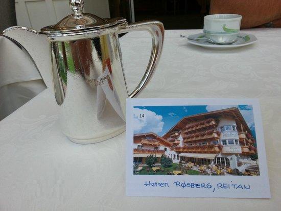 Hotel Elite Seefeld : Frokost