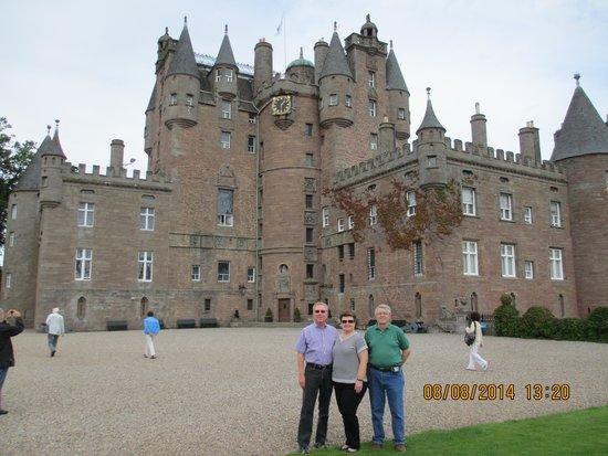 Afternoon Tea Tours: Glamis Castle