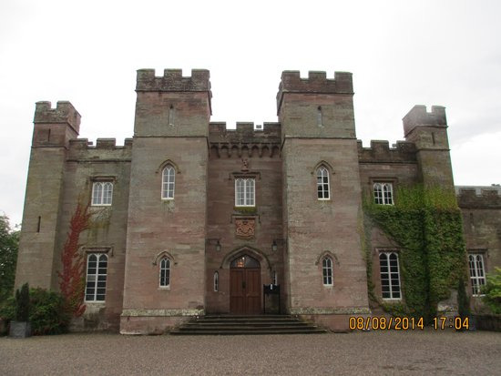 Afternoon Tea Tours: Scone Palace