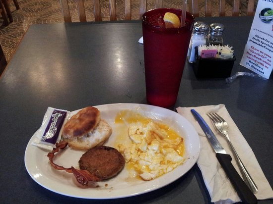WesterN SizzliN Steakhouse: Good Breakfast !