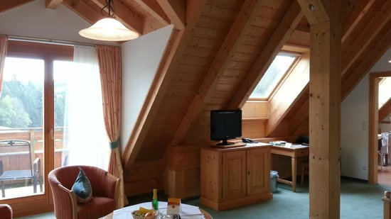 chambre photo de hotel kaeppelehof lauterbach tripadvisor. Black Bedroom Furniture Sets. Home Design Ideas