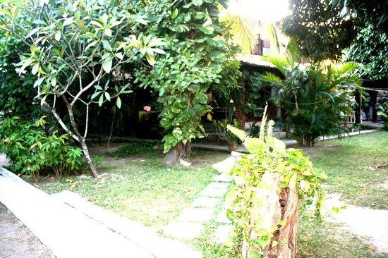fotos jardim cultural:JARDIM – Foto di Albergue Cultural Sao Salomao, Recife – TripAdvisor