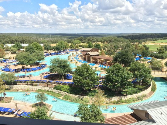 Water Park Is Huge This Is Just A Small Part Picture Of