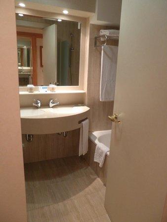 Hotel VP Jardin Metropolitano: il bagno 2