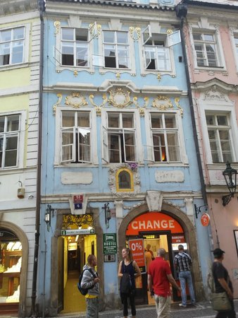 Charles Bridge Economic Hostel: Exterior