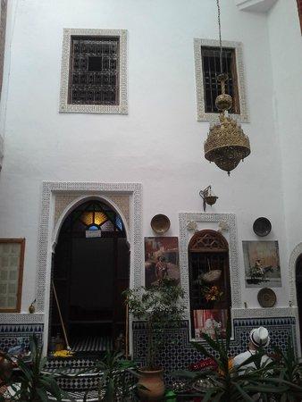Dar Tahrya: Внутри