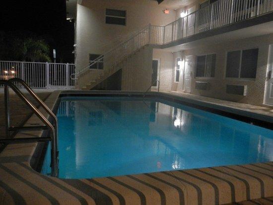 Atlantique Beach House Pool