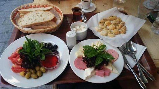 Mara: good breakfast