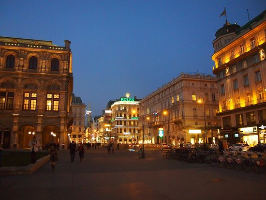 Centro picture of historic center of vienna vienna for Tripadvisor vienna