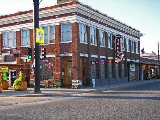 Historic Hotel Greybull: Greybull Hotel