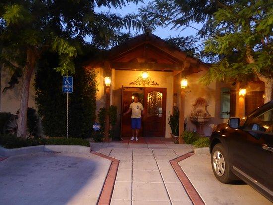 Old Ranch Inn: Eingangsbereich