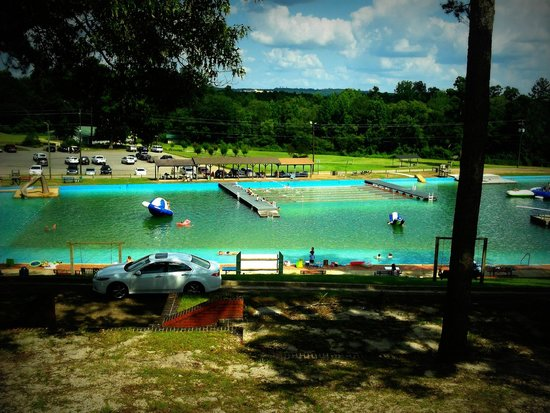 HW Pearce Park Pool - Picture of Jackson, Alabama ...