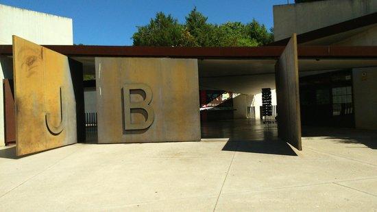Picture of jardin botanico de barcelona for Barcelona jardin botanico