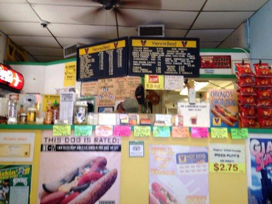 Treasure Island Florida Fast Food Restaurants