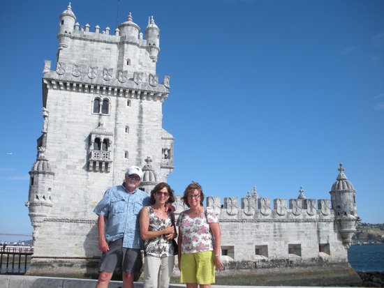 Different Portugal : Belem Tower