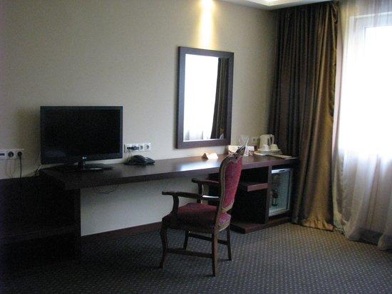 Hotel Imperial: De kamer
