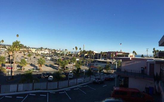 Fireside Inn : Beautiful Day in Santa Cruz