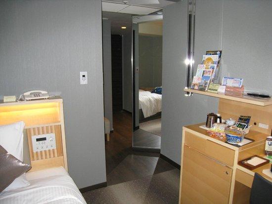 Asakusa View Hotel : 部屋の様子