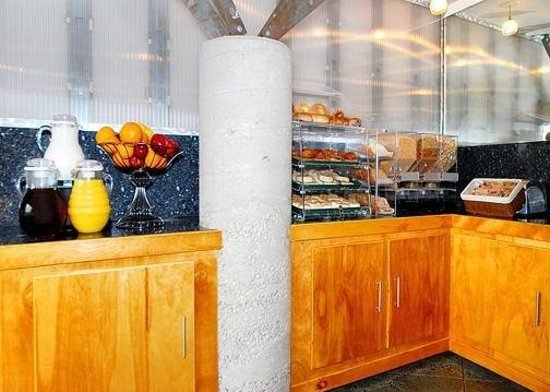 Baymont Inn & Suites Noblesville: Restaurant
