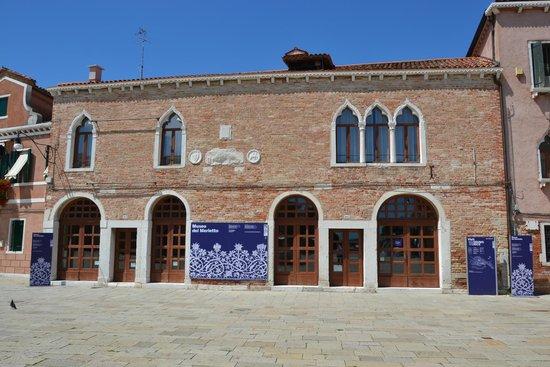 Museo del Merletto: Музей кружев