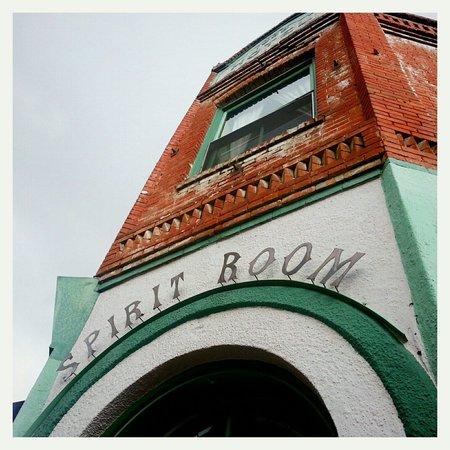 Connor Hotel of Jerome: Spirit Room.