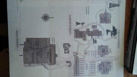 Garden Rooms Suites Map Fotograf A De Mendocino Hotel And Garden Suites Mendocino Tripadvisor