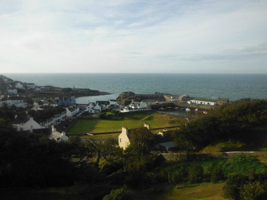 Fernhill Hotel: Harbour View
