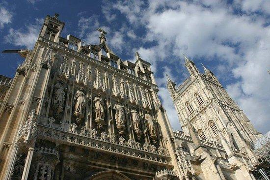 Holiday Inn Gloucester - Cheltenham: Historic Gloucester Cathedral