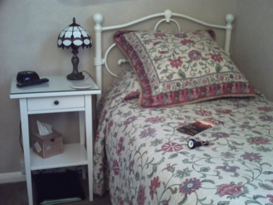Farthings Guest House : Single room