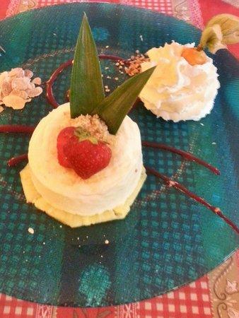 Auberge du Vieux Bois : Dessert