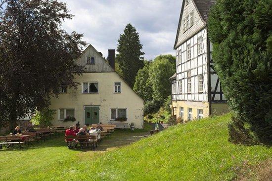 Althaus Harald Kuhhude Cafe