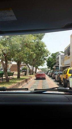 Lupitos Comida Mexican: Lupito's main street
