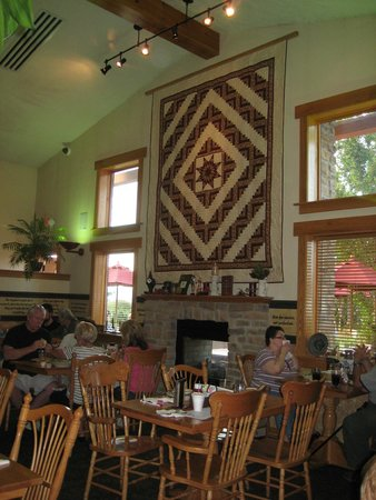 Traditions Restaurant And Bakery Dining Room Wall Decoration