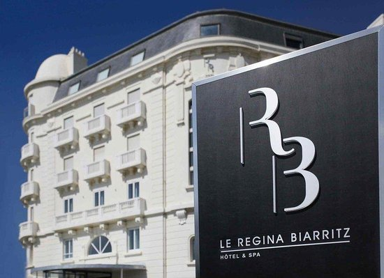 Le Regina Biarritz Hôtel & Spa - MGallery Collection : Exterior