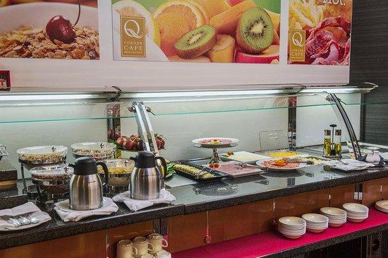Quality Inn Portus Cale: Breakfast