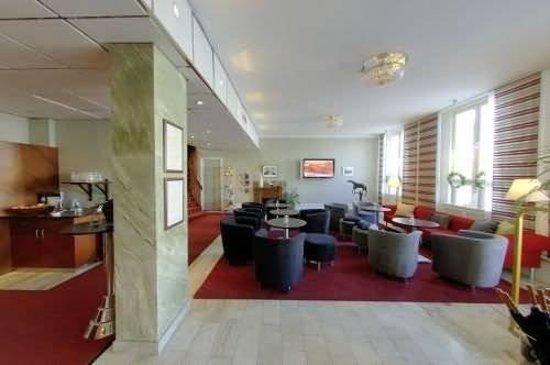 Behrn Hotell: Interior