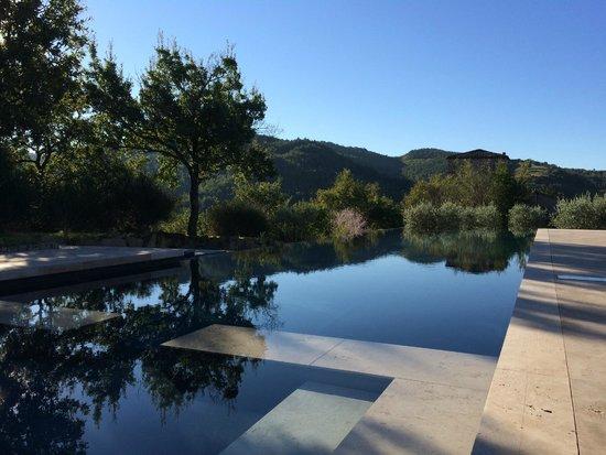 Torre di Moravola: La piscine