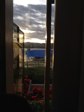The Coeur d'Alene Resort: Peacefull