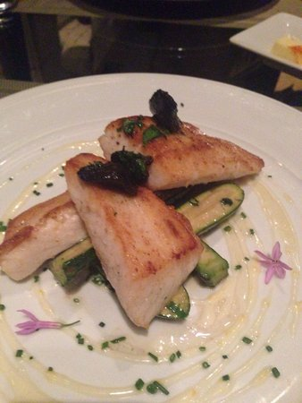 The Country Club : Lemon Fish