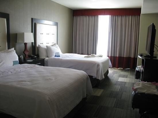 Homewood Suites Nashville Vanderbilt: The Most Comfortable Beds Ever! Such  Soft Sheets Too.