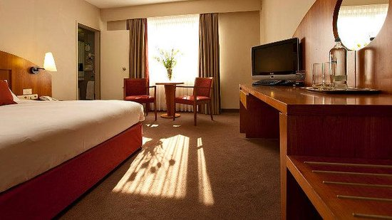 Astoria Hotel Antwerp: Double Room