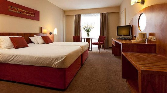 Astoria Hotel Antwerp: Twin Room