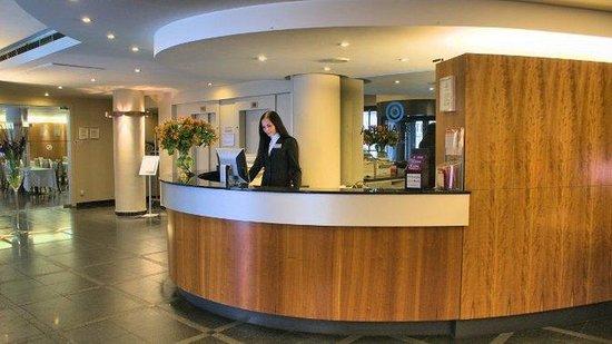 Astoria Hotel Antwerp: Lobby