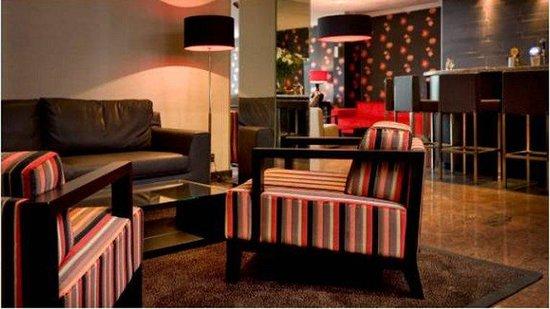 Astoria Hotel Antwerp: Lounge