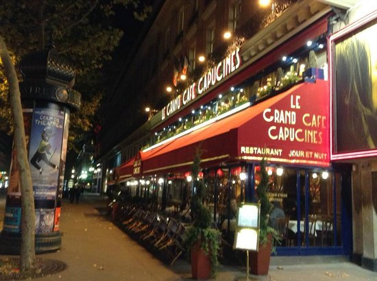 Le Grand Cafe Capucines - Picture of Le Grand Cafe Capucines, Paris ...
