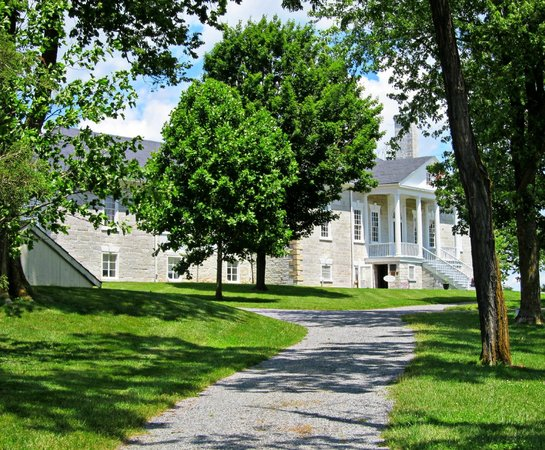 Belle Grove Plantation: Manor House at Belle Grove