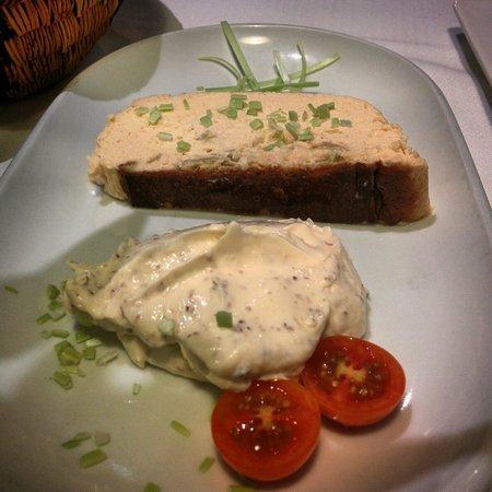 Restaurante Yerbabuena: Pastel.
